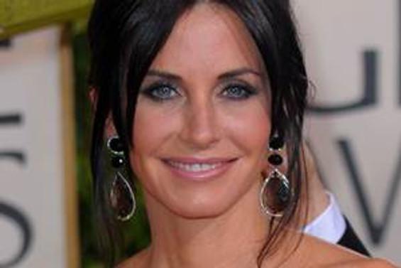Friends'in yıldızı Cox boşandı