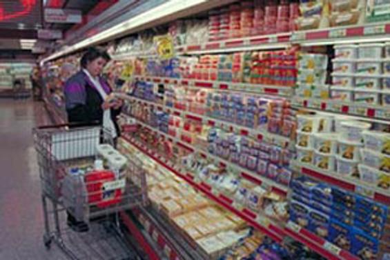 Perakendede 'hızlı tüketim ürünleri' yüzde 2.8 büyüdü