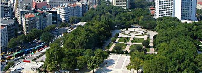 Mesaisi biten Gezi Parkı'na gidiyor