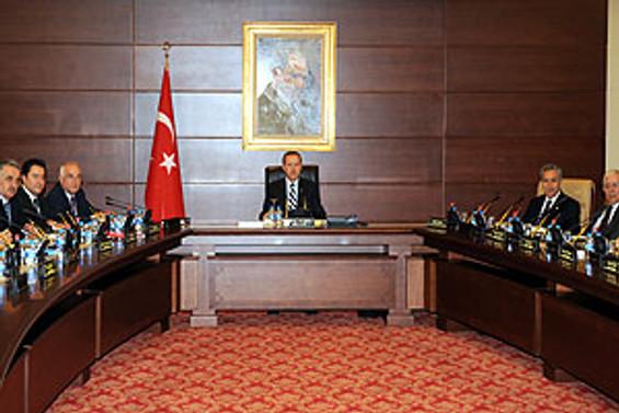 2011 hedefleri ve bütçesi Bakanlar Kuruluna sunulacak