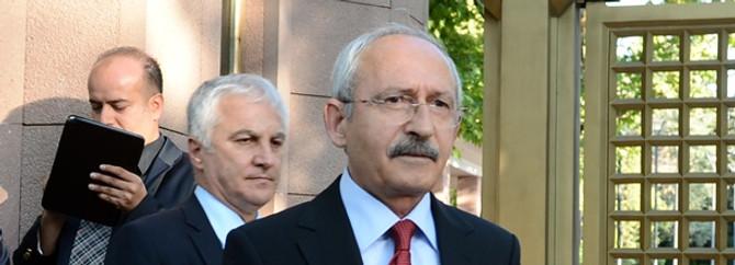 Kılıçdaroğlu Başbuğ'u ziyaret etti