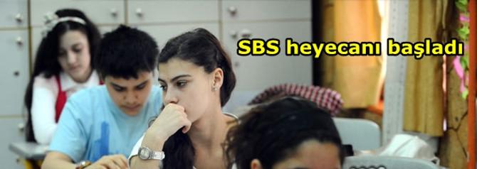 SBS heyecanı başladı
