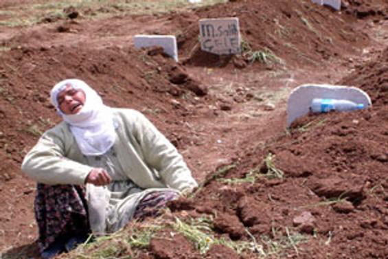 Katliam sanıklarına 44 kez müebbet