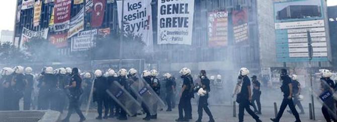 Meclis'e Gezi komisyonu teklifi