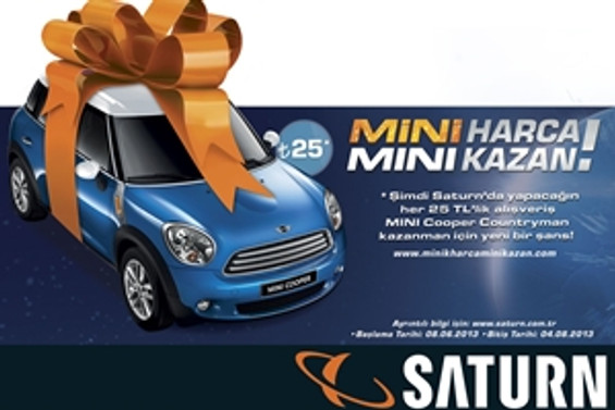 Saturn'den 'mini' kampanya