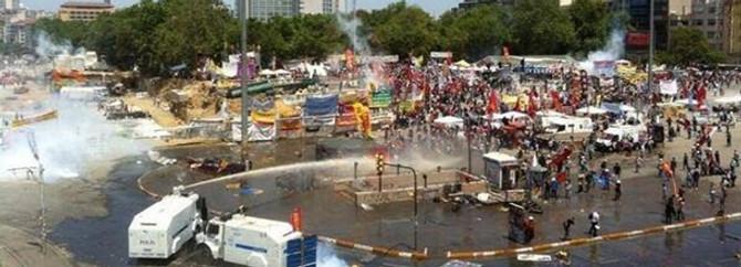CHP'li vekiller Taksim'e gidiyor