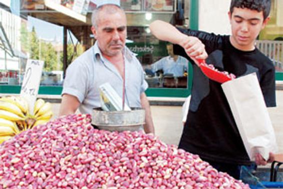 Antep fıstığı ihracatı yüzde 136 arttı