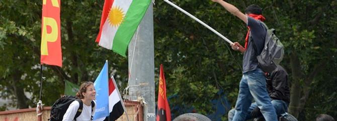 Yabancı basının Taksim tavrı tepki çekiyor