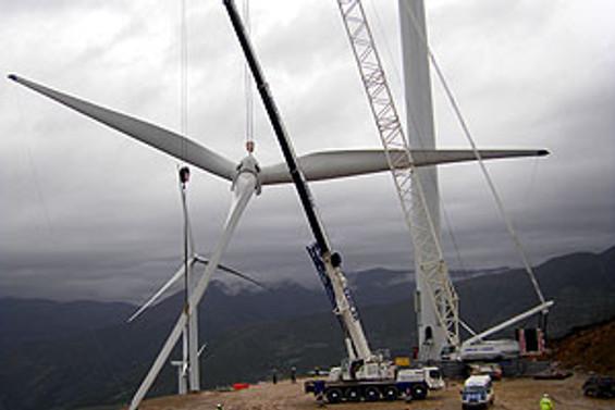 Zorlu Enerji, rüzgar santraline 7 türbin daha ekledi