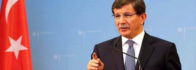 Davutoğlu'dan vize açıklaması
