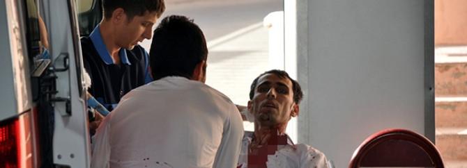 Adıyaman'da aileler arasında kavga: 7 yaralı