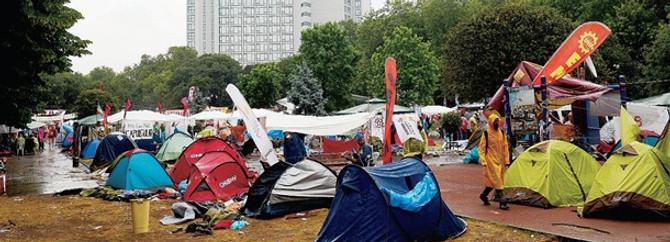 """""""Gezi"""" imajı etkiledi; ihracatı değil"""