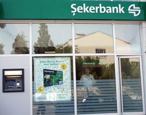 Şekerbank, 'kıymetli maden' için izin aldı