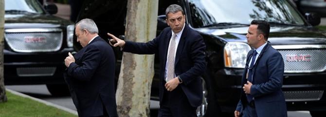 Erdoğan, TÜSİAD Başkanı Yılmaz'ı kabul etti