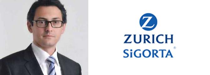 Zurich Sigorta'da atama
