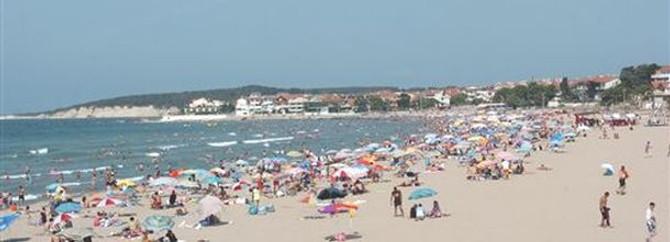 Kocaeli'de mavi bayraklı plajlar artıyor