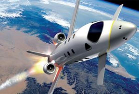 İlk özel uzay gemisi uçuşunu yaptı