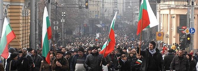 Bulgaristan'da hükümet karşıtı protestolar 9. gününde