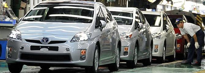 Toyota yeni Corolla otomobilini 52 ülkeye ihraç edecek
