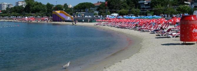 İstanbul, halk plajlarıyla buluşuyor