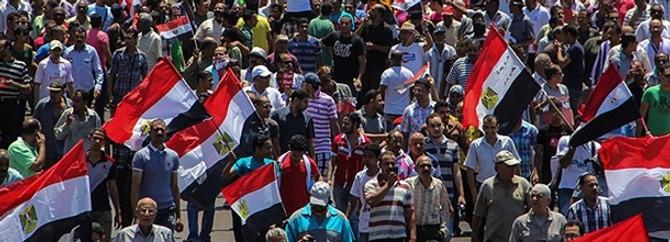 Mısır polisi İHA'nın Kahire ofisini bastı