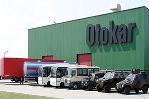 Otokar'dan 14 milyon liralık sözleşme