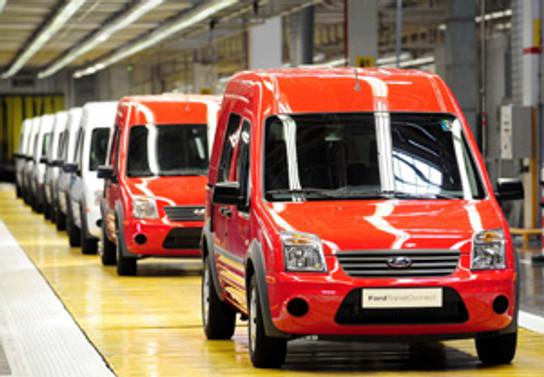 Ford'dan 150 milyon euroluk imza