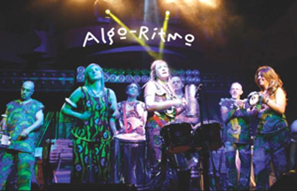Algo-Ritmo, yaza ritimlerle 'merhaba' diyecek