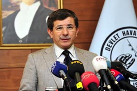 Dışişleri Bakanı Davutoğlu, New York'ta
