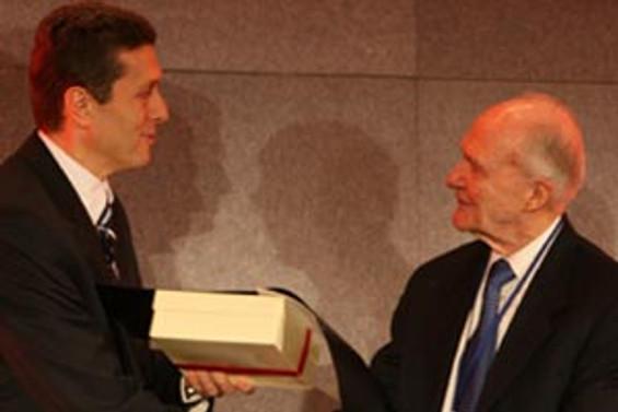 Akbank'a 'Ticari Liderlik Ödülü'