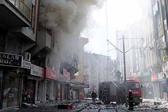 Tekstil atölyesinde yangın: 3 kişi öldü