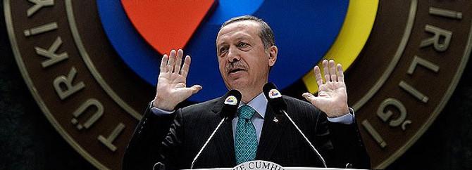 Erdoğan: Herkes bizi sevmek zorunda değil
