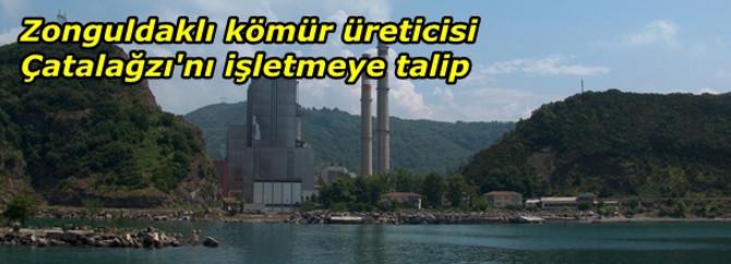 Zonguldaklı kömür üreticisi Çatalağzı'nı işletmeye talip
