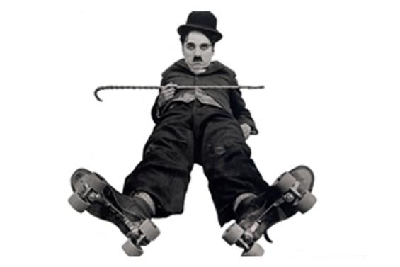 Chaplin'in bastonu 420 bin dolara satıldı
