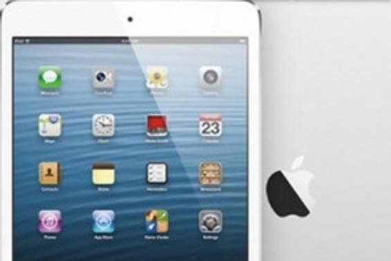 iPad Mini'ye renk ve Retina mı geliyor?