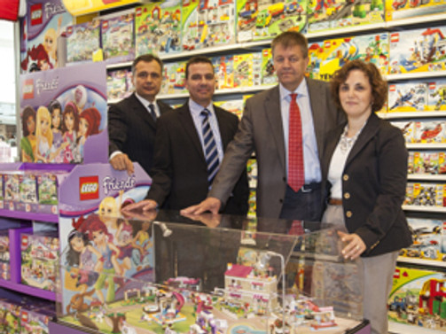 LEGO İstanbul'da ofis açıyor