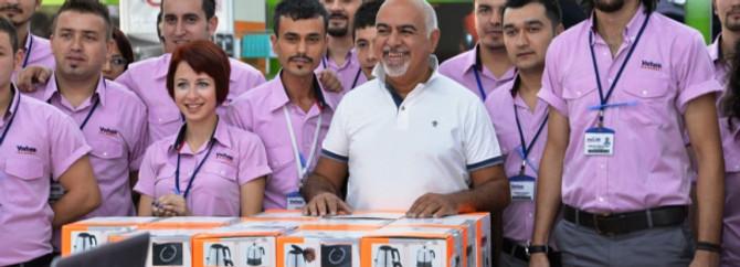 Vatan Bilgisayar, 77'nci mağazasını Zonguldak Ereğli'de açtı