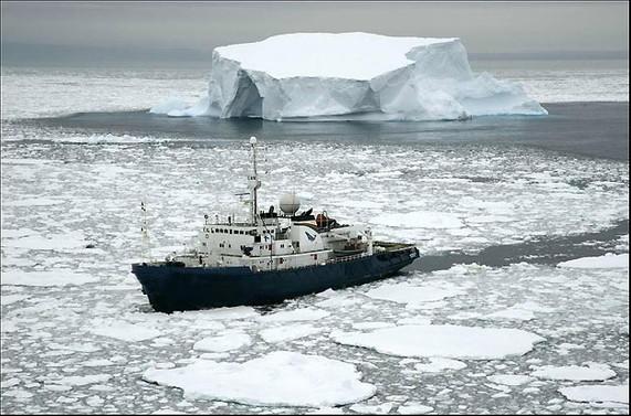 Rusya'nın Kuzey Kutbu'nda 100 milyar ton petrolü var