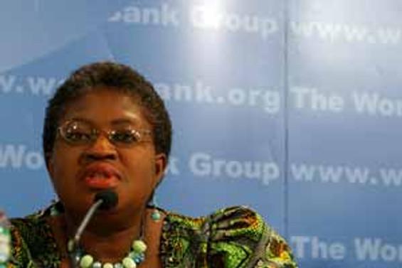 Dünya Bankası üst düzey yöneticisi Okonjo-Iweala, Türkiye'ye geliyor