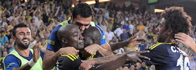 Fenerbahçe tur atladı