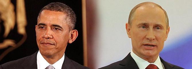 Obama, Putin'le görüşmeyecek