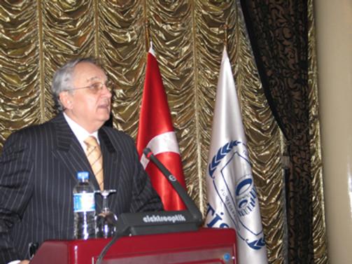 TİSK, 'küresel krizde Türkiye'yi anlatacak