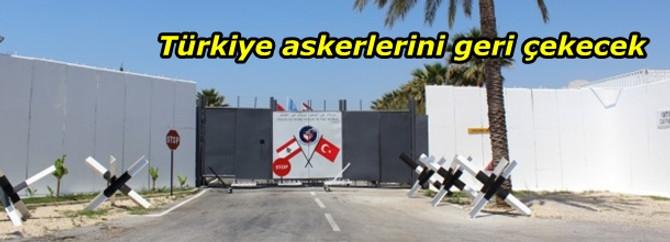Türkiye Lübnan'daki askerini çekmeyi planlıyor