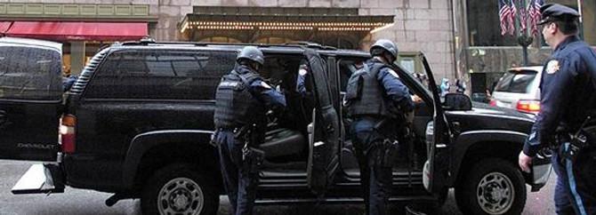 ABD'de bankayı basan saldırgan öldürüldü