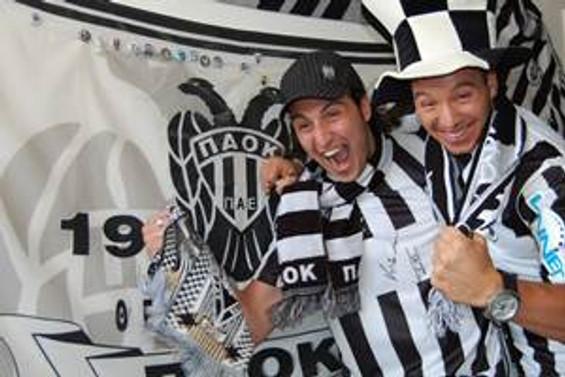 Kharkiv yerine PAOK Şampiyonlar Ligi'nde
