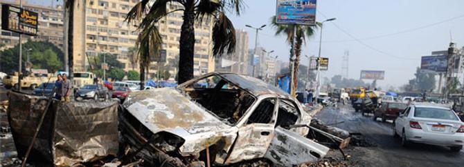 Sina'da polislere pusu: 24 ölü