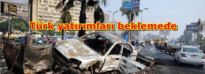 Mısır'daki Türk yatırımları beklemede