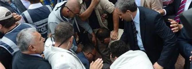Hacıbektaş'ta 5 emniyet personeli açığa alındı
