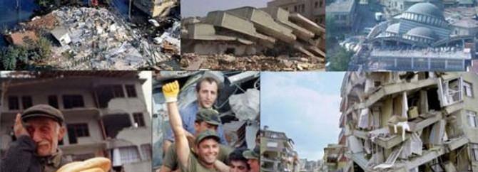 Marmara Depremi'nin 14. yılı