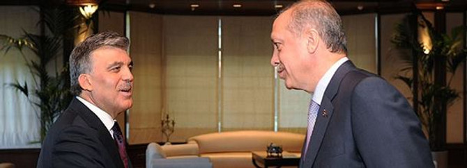 Gül, Erdoğan ile de görüşecek